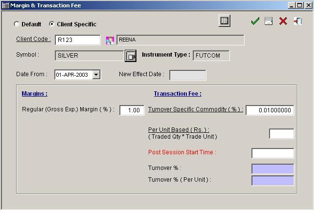 ncdex margin file